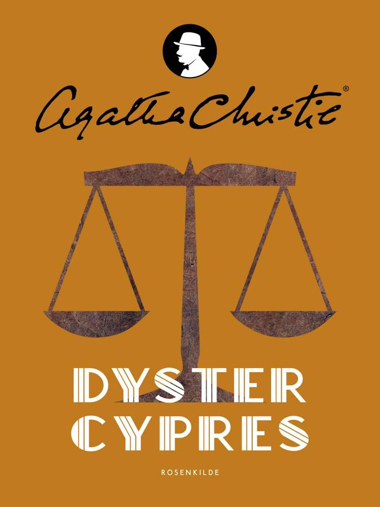 Dyster cypres af Agatha Christie