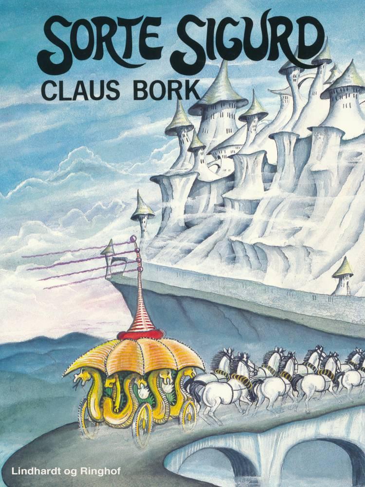 Sorte Sigurd af Claus Bork