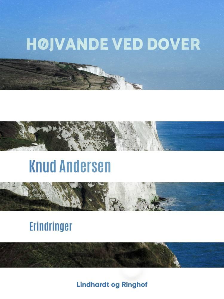 Højvande ved Dover af Knud Andersen