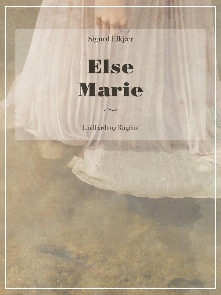 Else Marie af Sigurd Elkjær