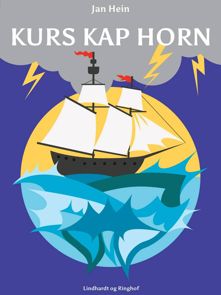 Kurs Kap Horn af Jan Hein