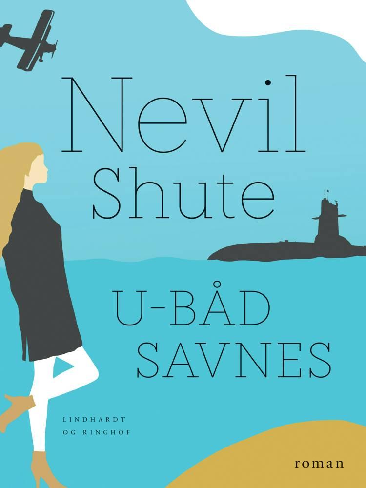 U-båd savnes af Nevil Shute