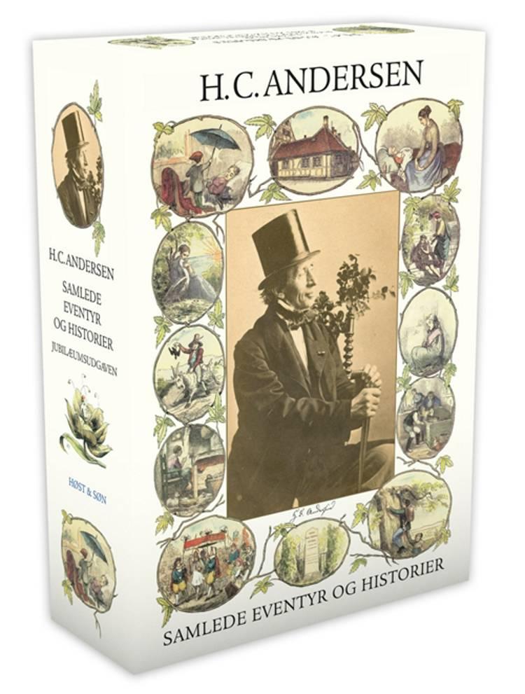 Samlede eventyr og historier. Blå kassette af H.C. Andersen