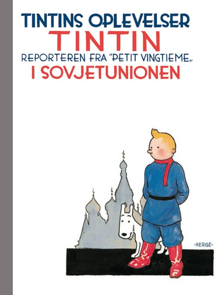 Tintin i Sovjetunionen (specialudgave i farver)