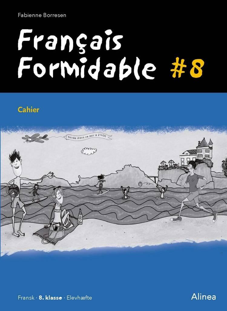 Français Formidable #8, Cahier af Fabienne Baujault Borresen