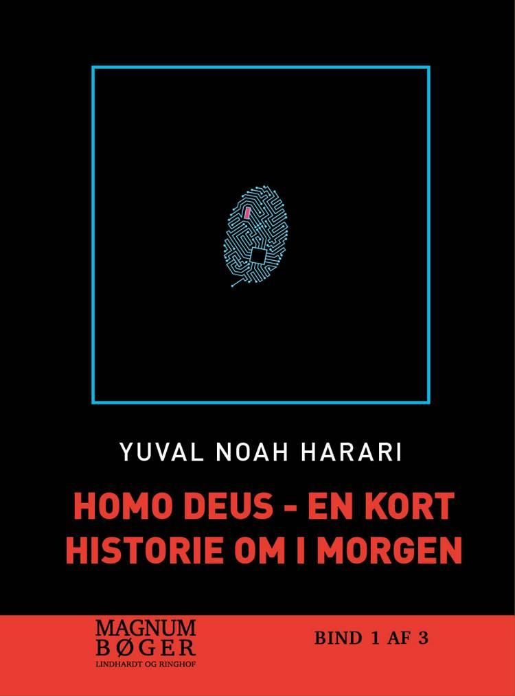 Homo Deus af Yuval Noah Harari