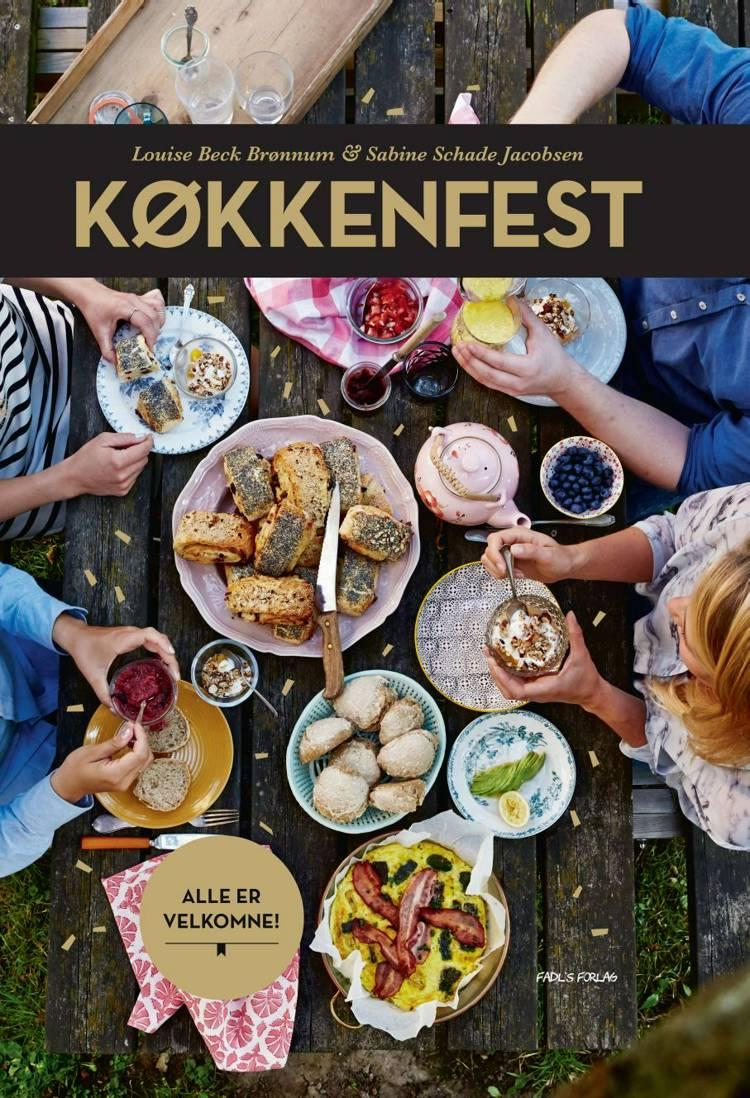 Køkkenfest af Louise Beck Brønnum og Sabine Schade Jacobsen