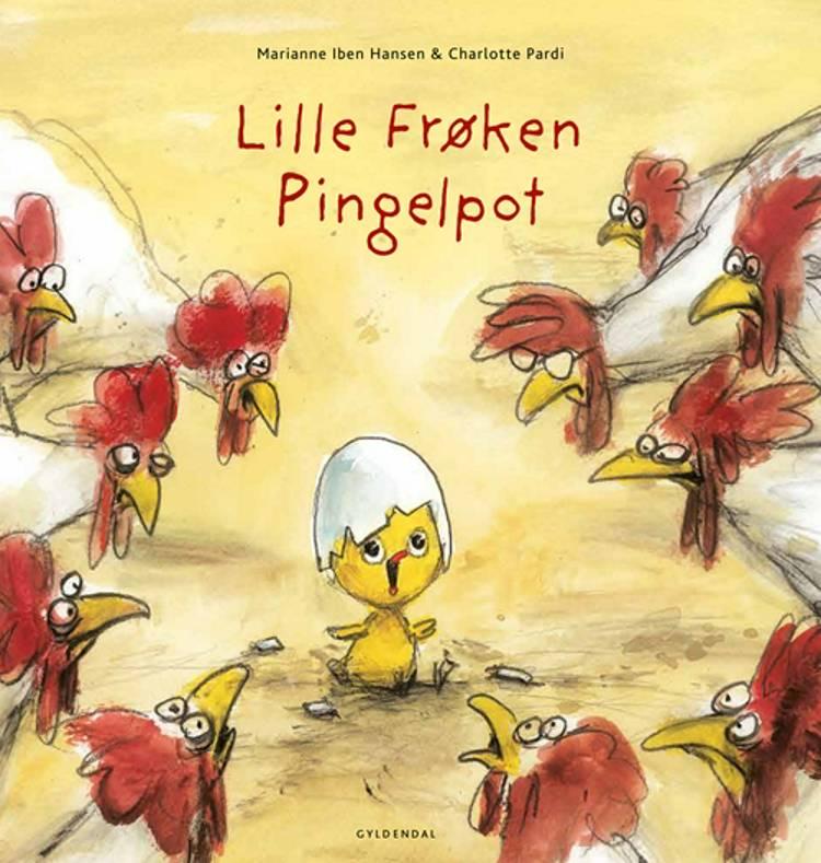 Lille Frøken Pingelpot af Marianne Iben Hansen