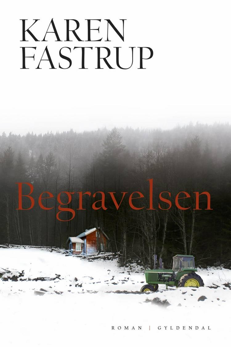 Begravelsen af Karen Fastrup