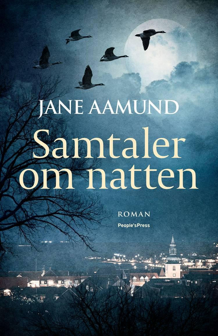 Samtaler om natten af Jane Aamund