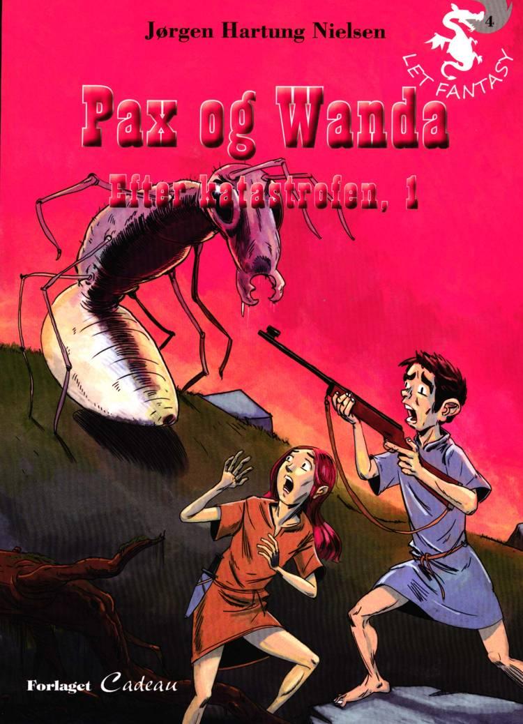Pax og Wanda af Jørgen Hartung Nielsen