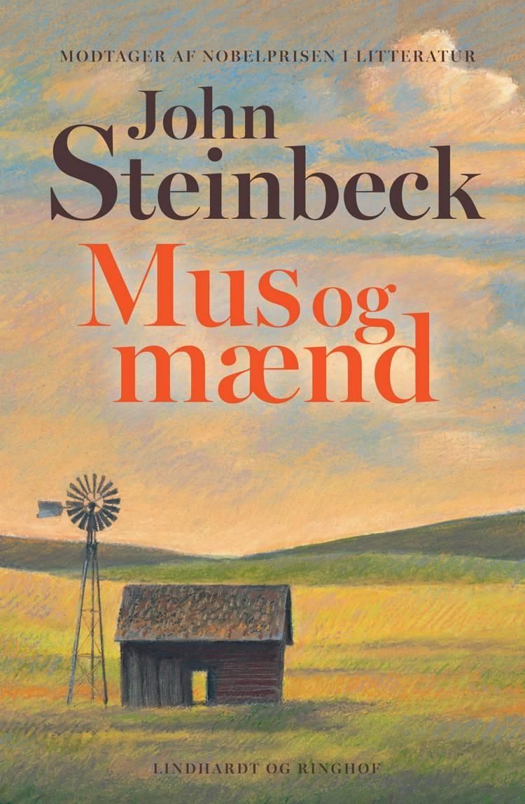 Mus og mænd af John Steinbeck