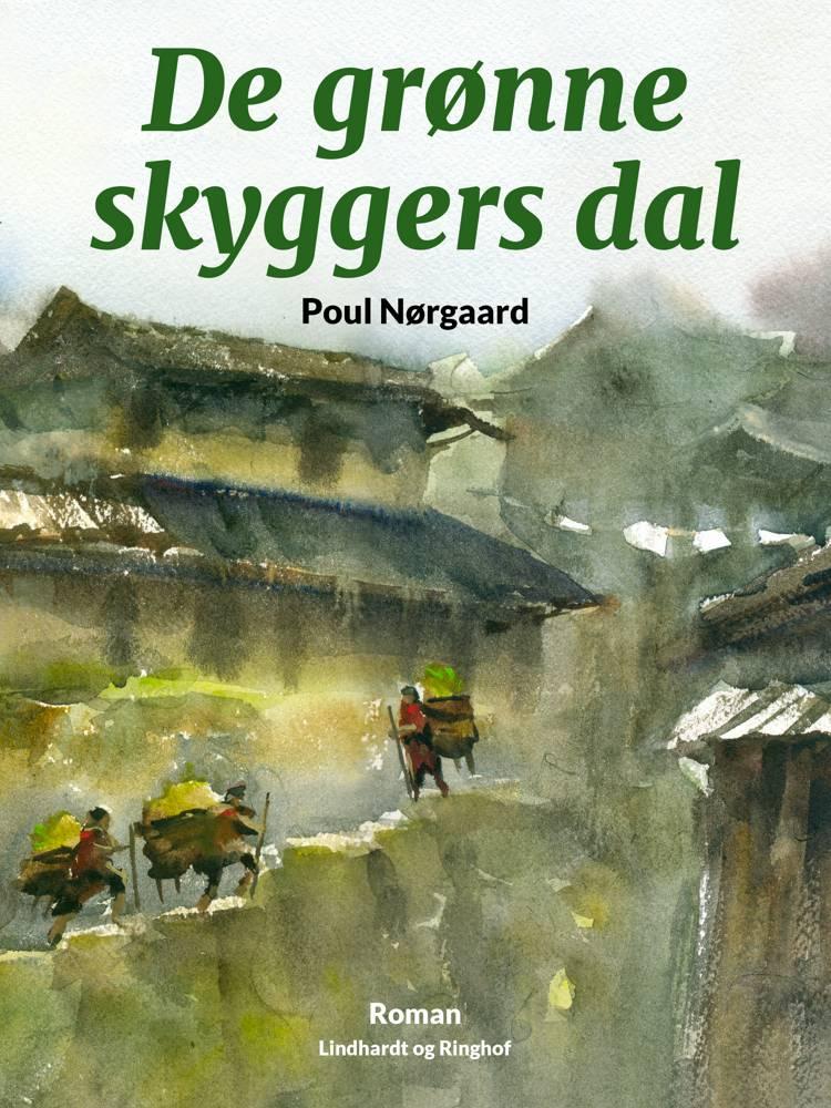 De grønne skyggers dal af Poul Nørgaard