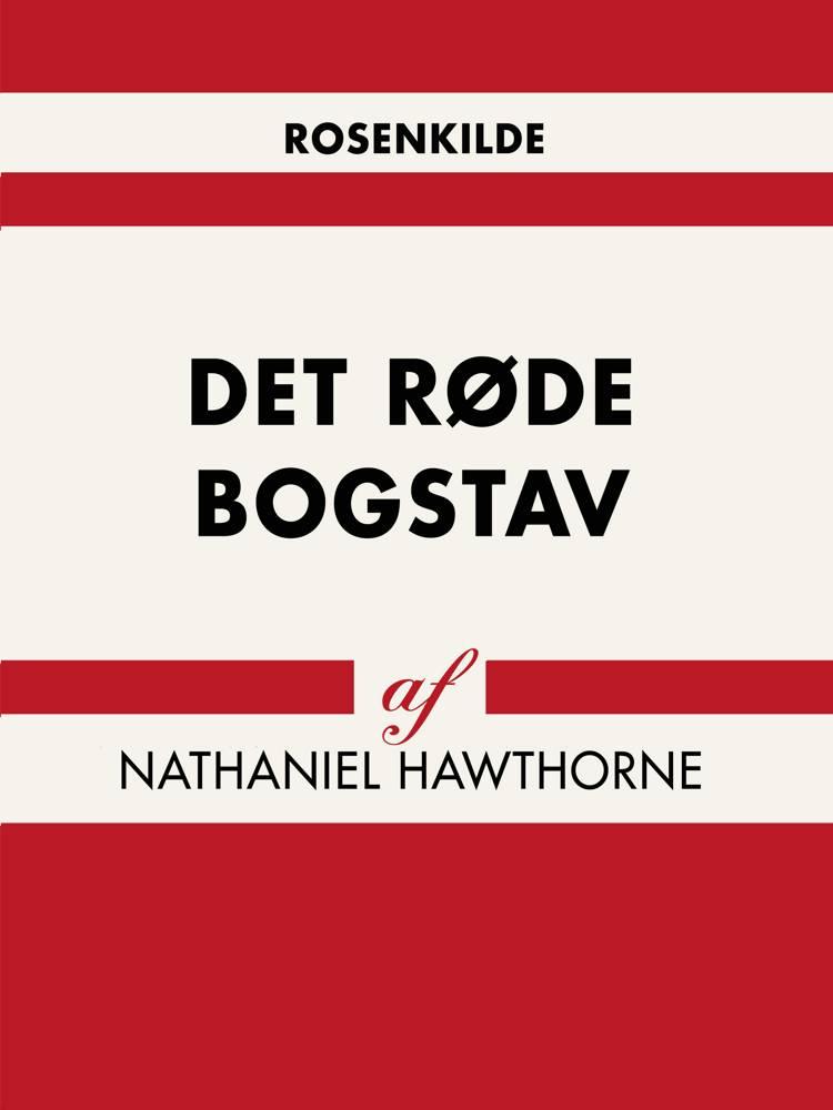 Det røde bogstav af Nathaniel Hawthorne