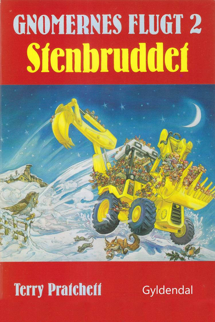 Stenbruddet af Terry Pratchett
