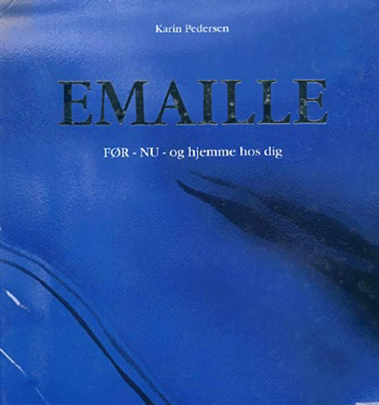 Emaille af Karin Pedersen