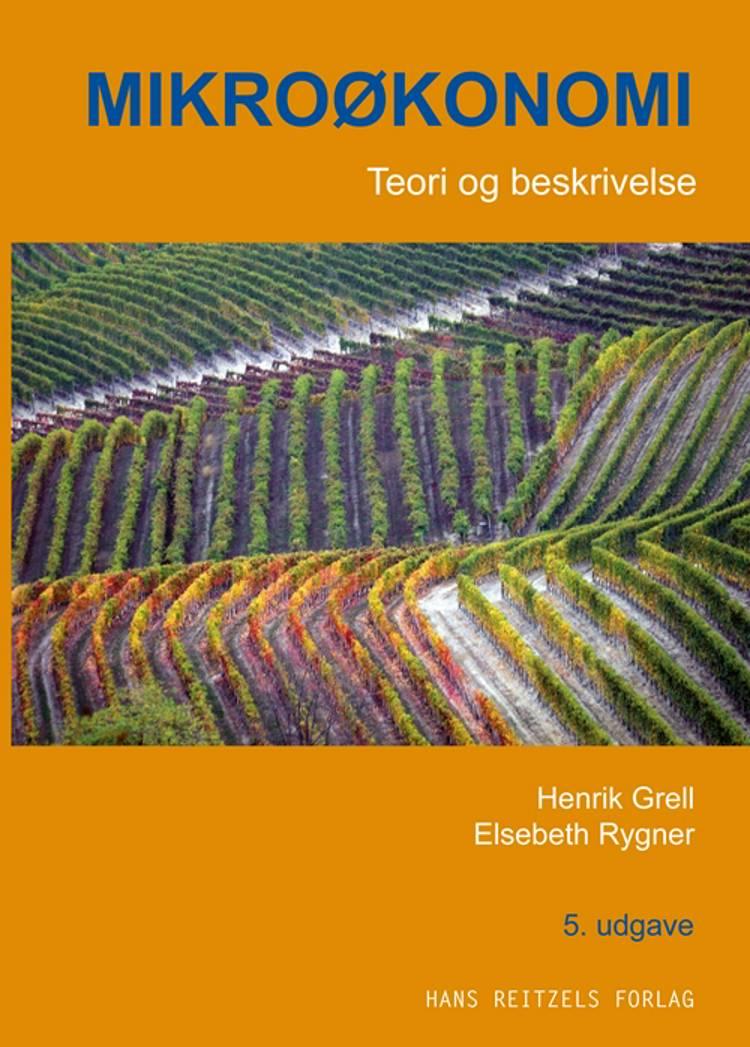 Mikroøkonomi af Henrik Grell og Elsebeth Rygner