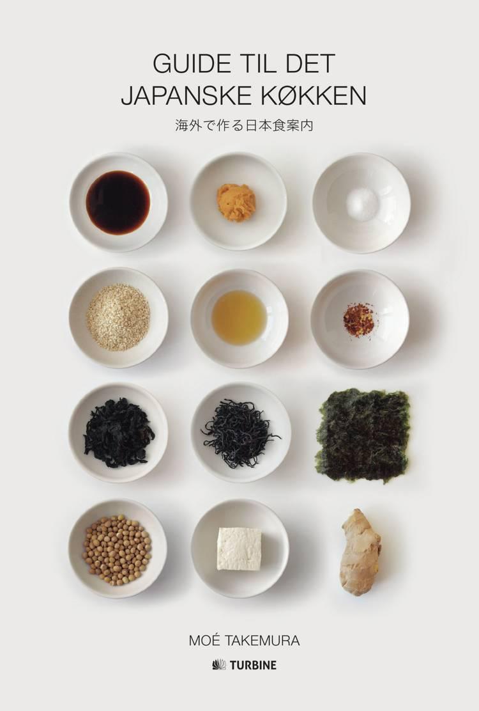 Guide til det japanske køkken af Moé Takemura