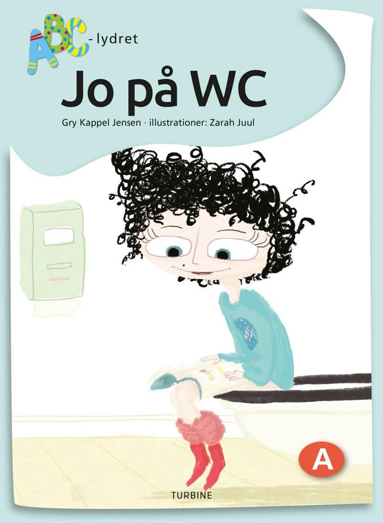 Jo på wc af Gry Kappel Jensen