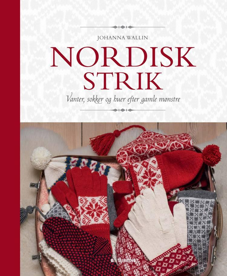 Nordisk strik af Johanna Wallin