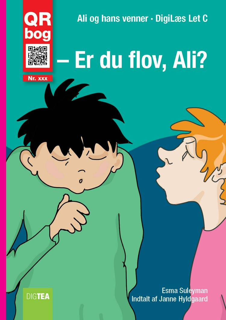 Er du flov, Ali? af Esma Suleyman