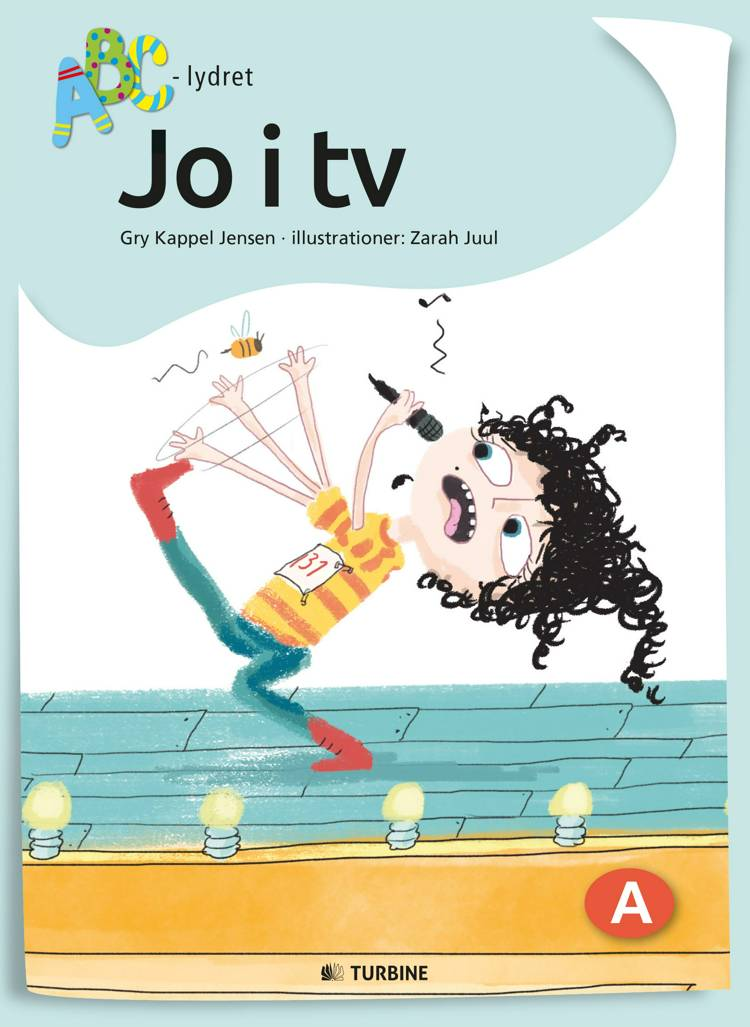 Jo i tv af Gry Kappel Jensen