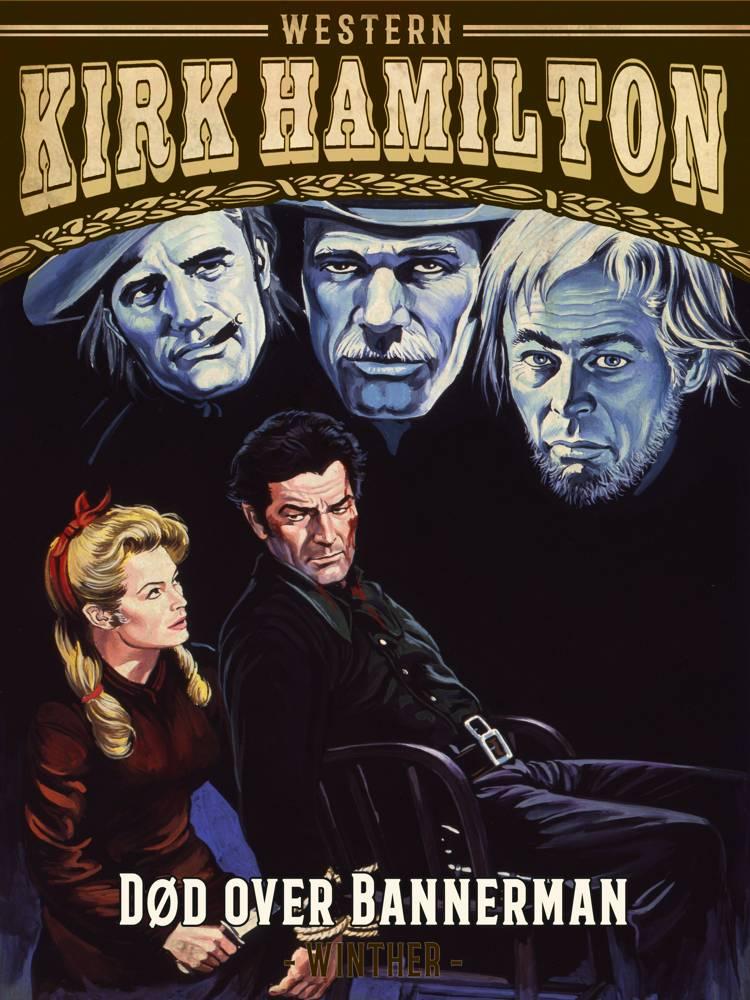 Død over Bannerman af Kirk Hamilton
