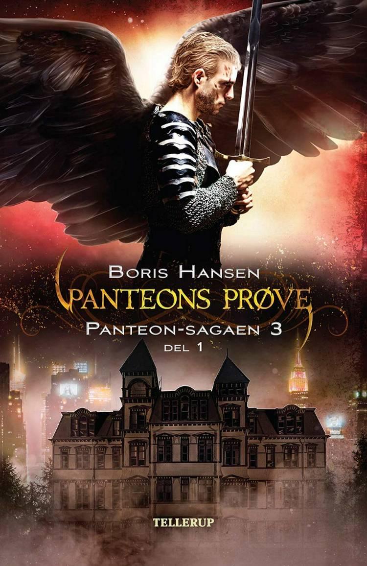 Panteon-sagaen #3: Panteons Prøve - del 1 af Boris Hansen