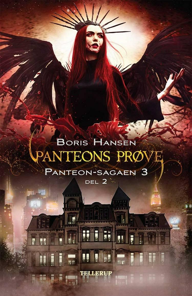 Panteon-sagaen #3: Panteons Prøve - del 2 af Boris Hansen