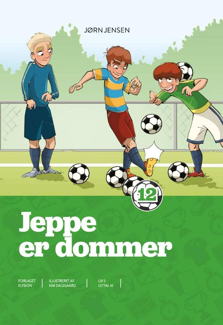 Jeppe - er dommer af Jørn Jensen
