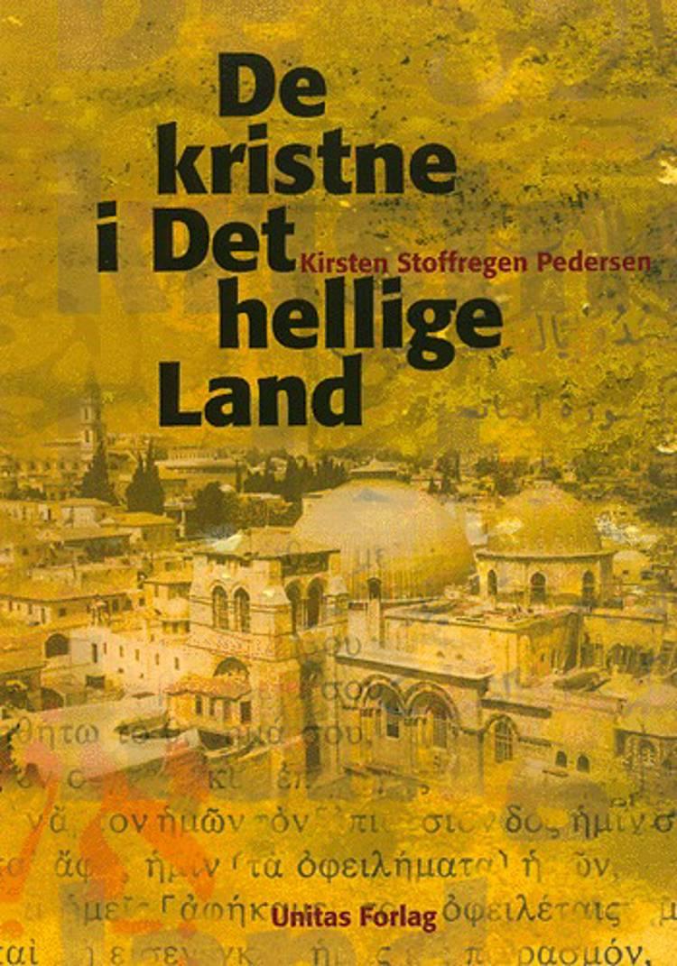 De kristne i Det hellige Land af Kirsten Stoffregen Pedersen