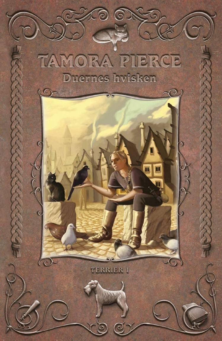 Duernes hvisken af Tamora Pierce