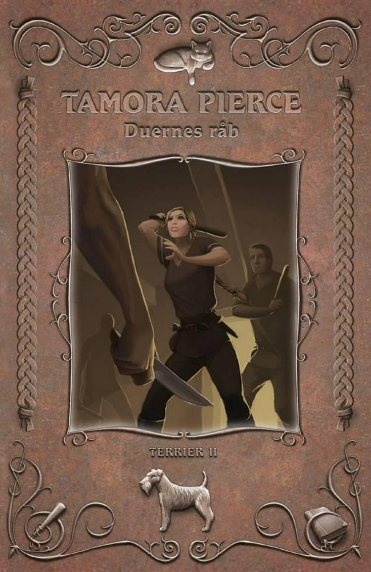 Duernes råb af Tamora Pierce