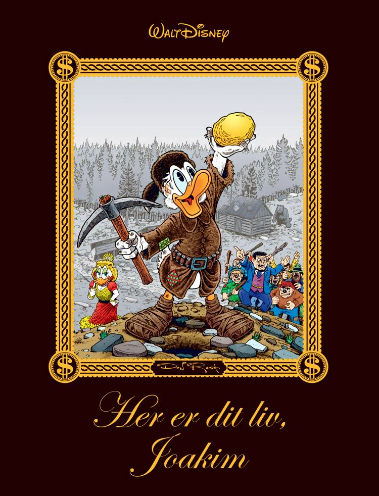 Her er dit liv, Joakim af Don Rosa