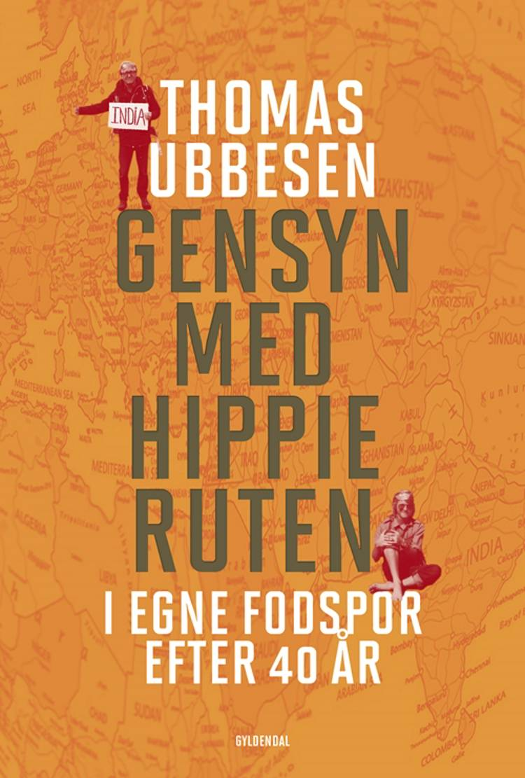 Gensyn med hippieruten af Thomas Ubbesen