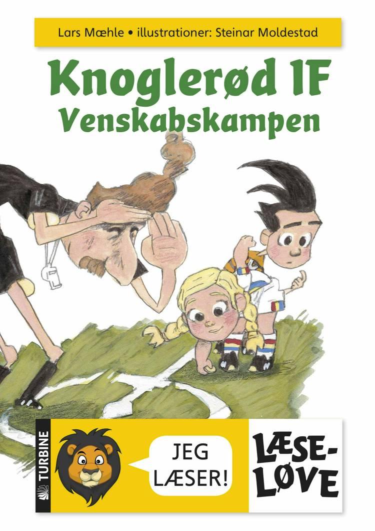 Knoglerød IF - venskabskampen af Lars Mæhle