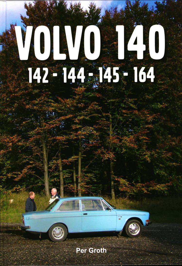 Volvo 140 af Per Groth