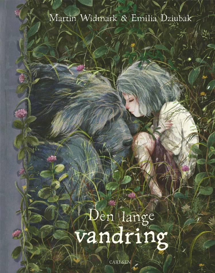 Den lange vandring af Martin Widmark