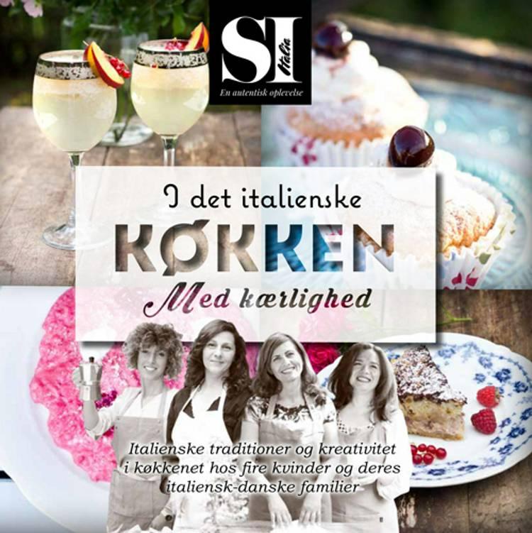 I det italienske køkken af Susanne Rosasco Louw og Barbara Marchione Lütken