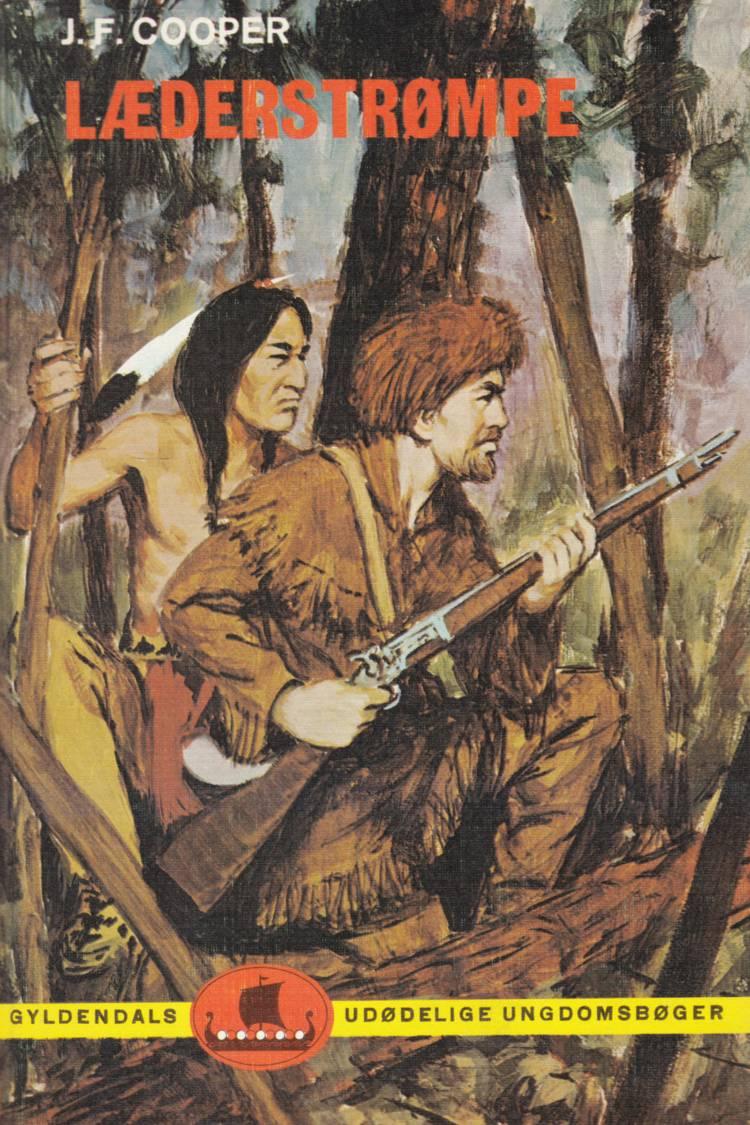 Læderstrømpe af J. F. Cooper og J.F. Cooper