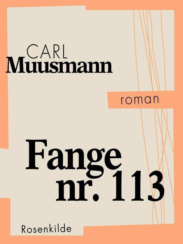 Fange nr. 113 af Carl Muusmann