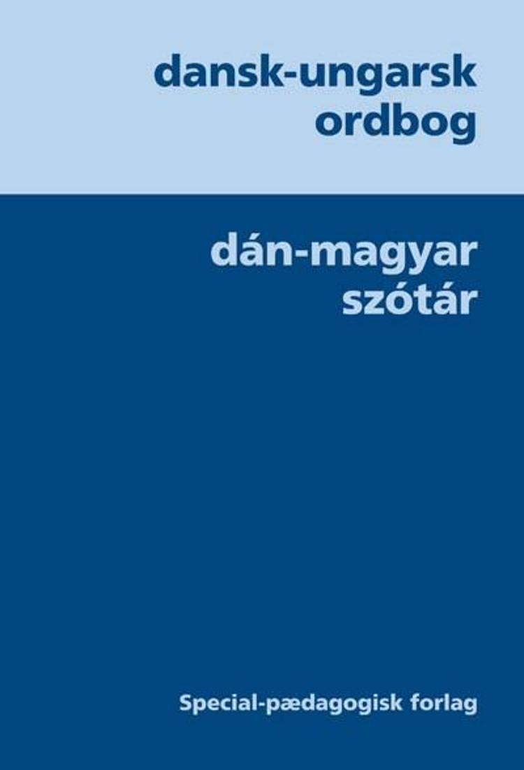 Dansk-ungarsk ordbog af Margit Nielsen, Sitkeiné Szira Ágnes og Szira József