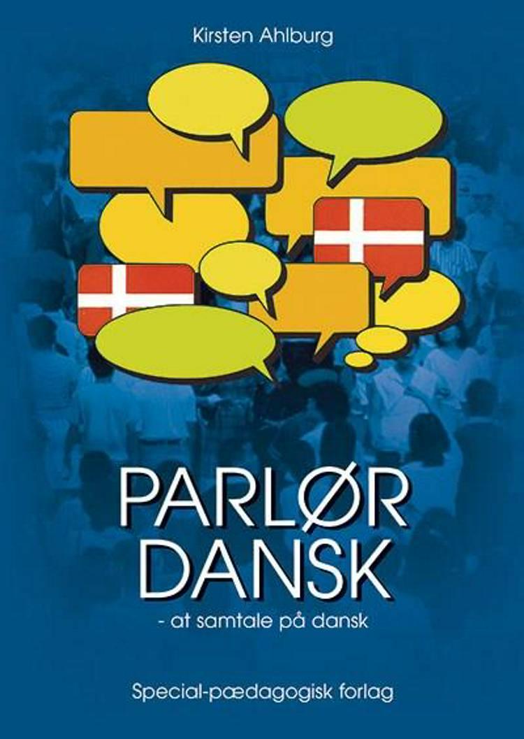 Parlør - dansk af Kirsten Ahlburg