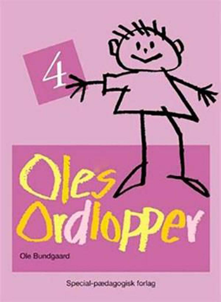 Ole's ordlopper af Ole Bundgaard