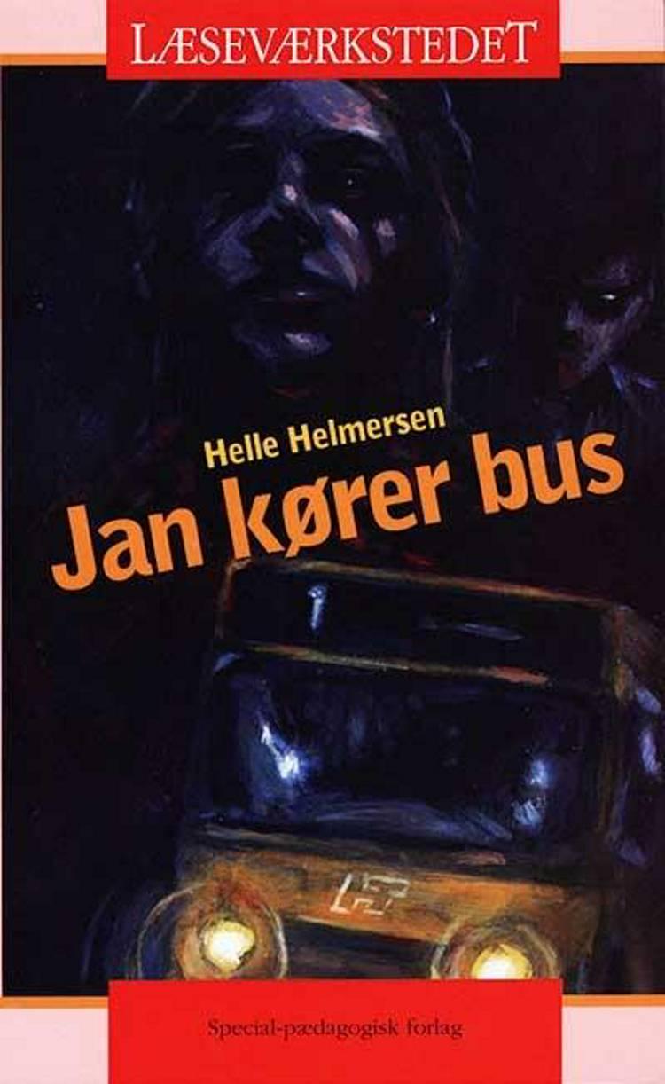 Jan kører bus af Helle Helmersen