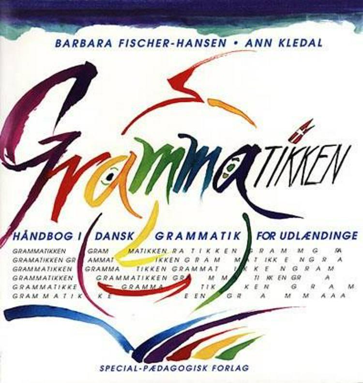 Grammatikken af Barbara Fischer-Hansen og Ann Kledal