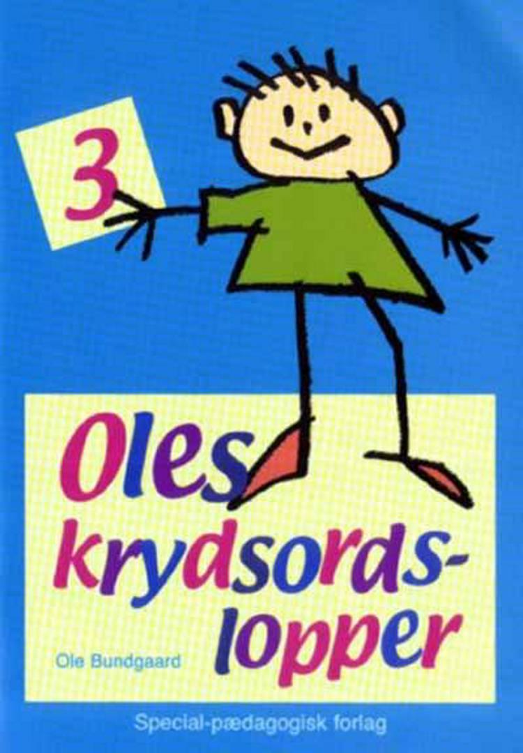 Oles krydsordslopper af Ole Bundgaard
