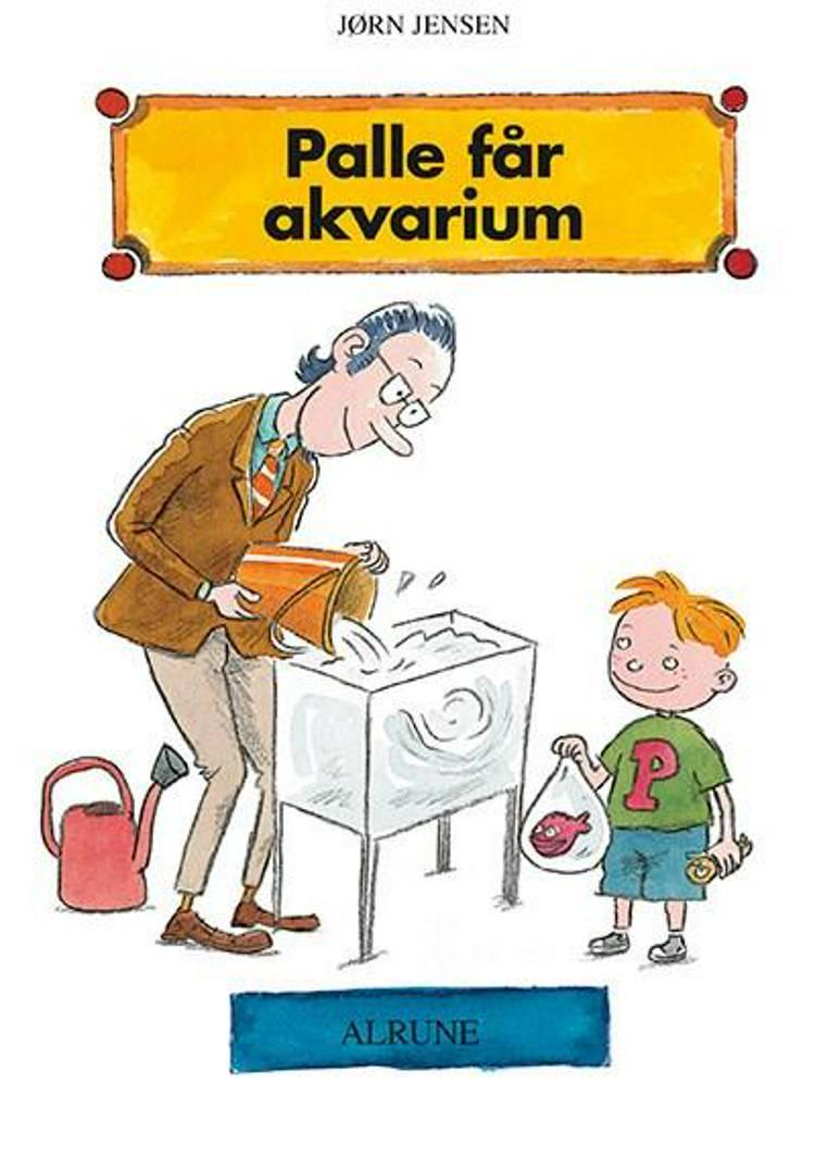 Palle får akvarium af Jørn Jensen
