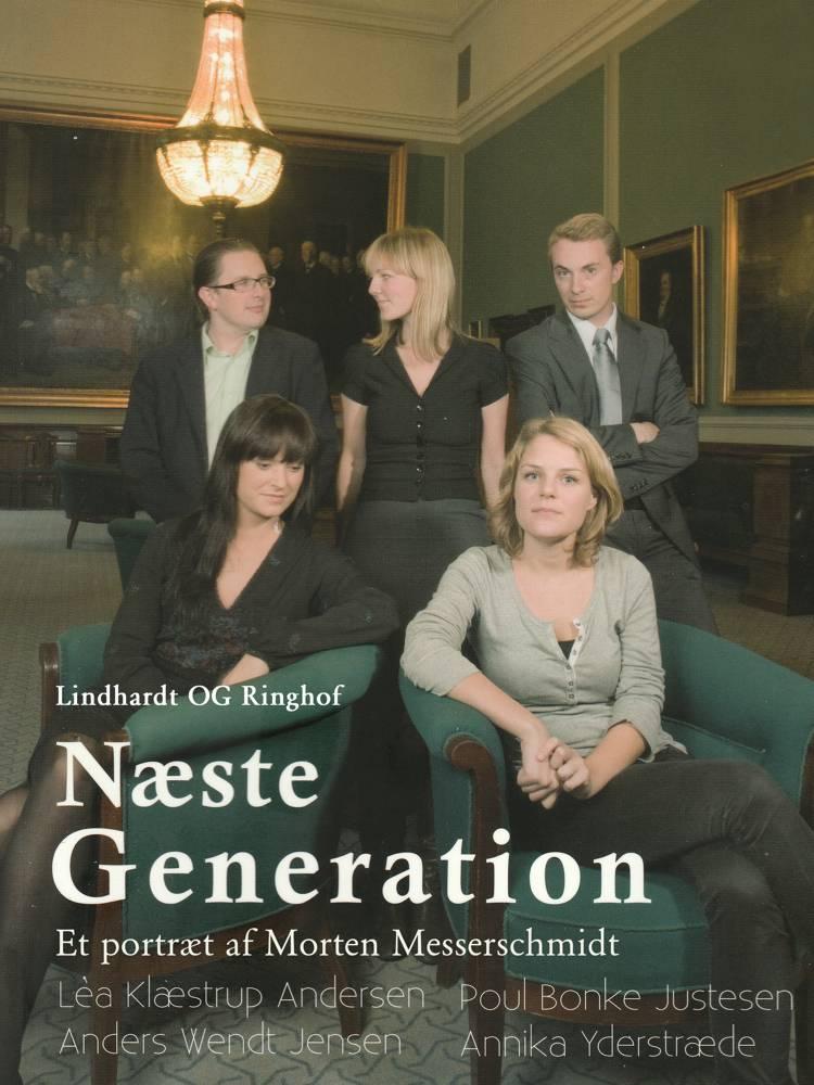Næste Generation af Lea Klæstrup Andersen, Anders Wendt Jensen og Annika Yderstræde m.fl.