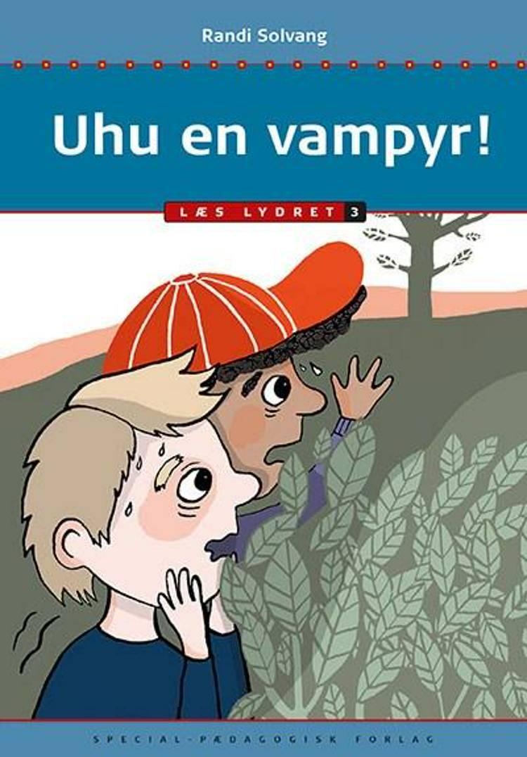 Uhu en vampyr! af Randi Solvang